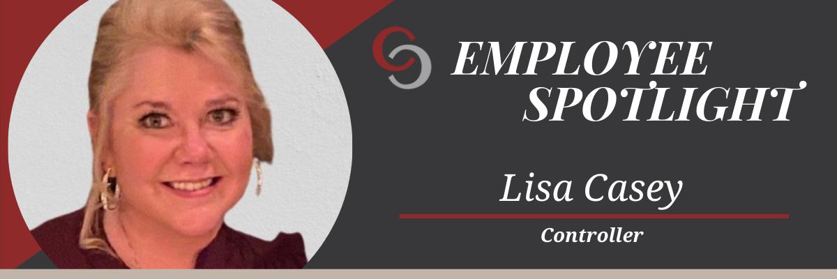 Lisa Casey Employee Spotlight Header